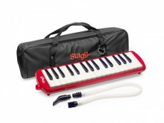 Melodica rood