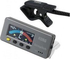 Korg Chromatic tuner + contact Microphone
