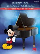 piano  first 50 disney songs easy piano