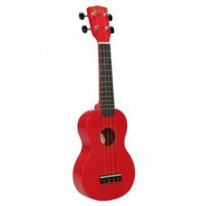 ukelele sopraan red